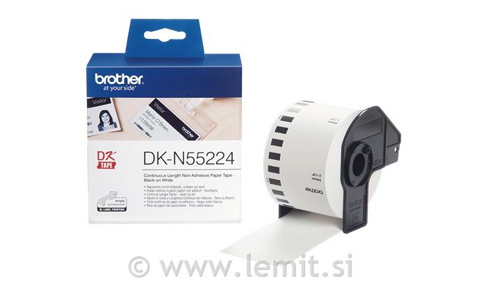 Brother DKN55224 Termo rola