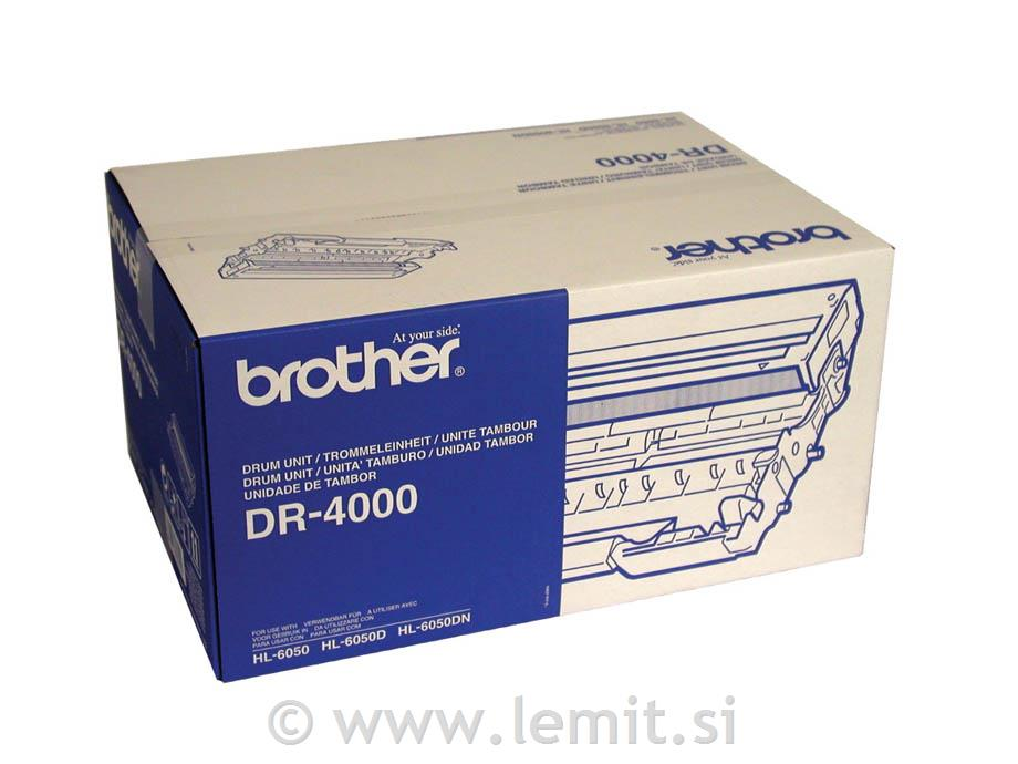 Brother Boben DR4000, 30.000 strani