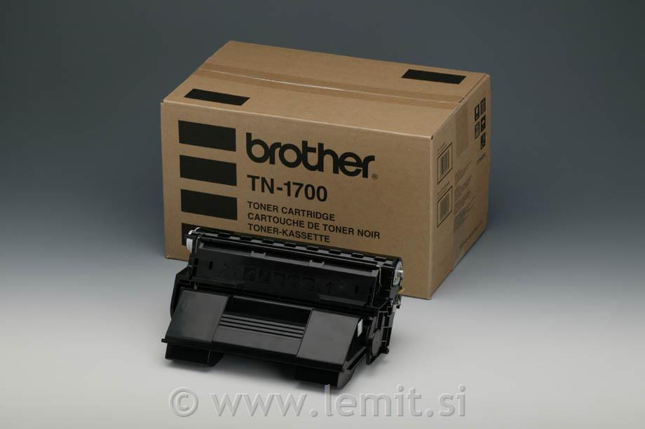 Brother Toner TN1700, črn, 17.000 strani