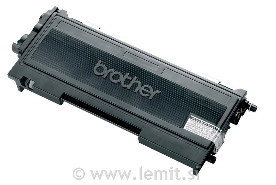 Brother Toner TN2000, črn, 2.500 strani