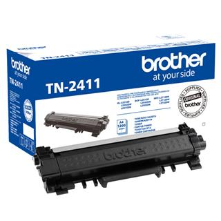Brother Toner TN2411, črn, 1.200 strani
