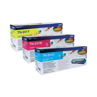 Brother Toner TN241Y, yellow, 1.400 str.