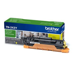 Brother Toner TN243Y, yellow, 1.000 stra