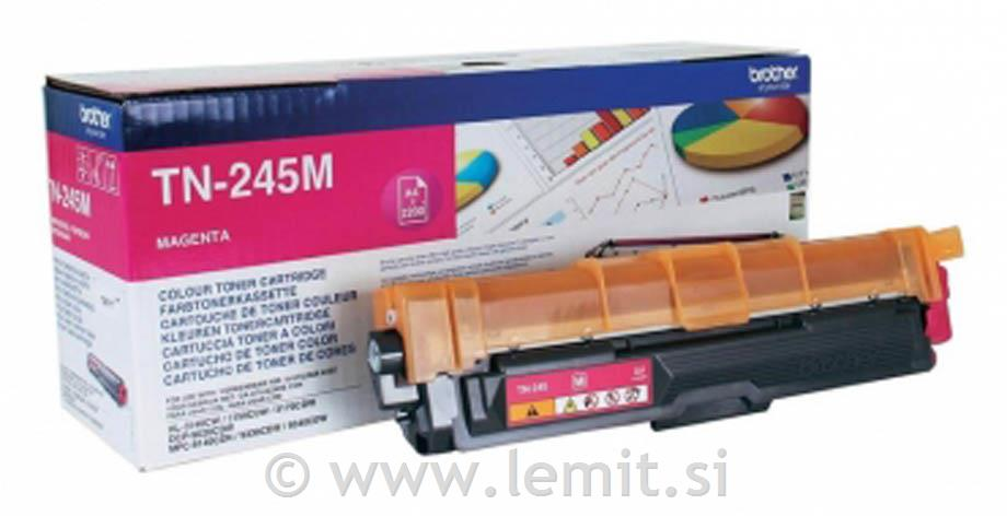 Brother Toner TN245M, magenta, 2.200str.