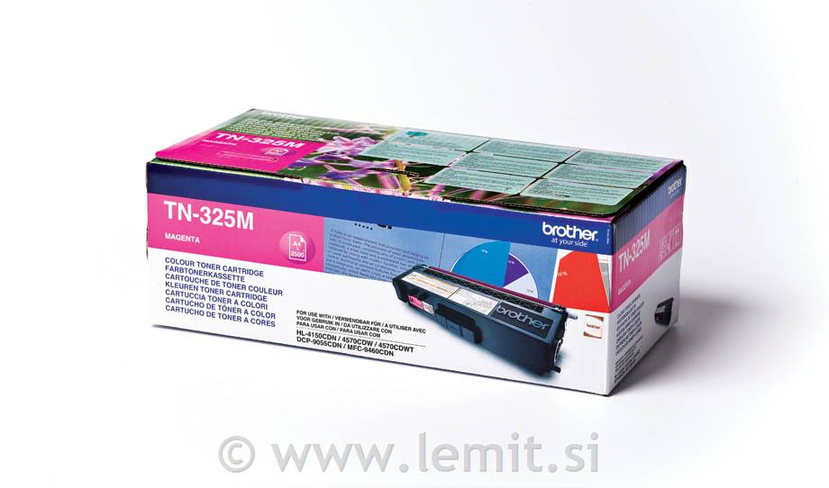 Brother Toner TN325M, magenta, 3.500str.