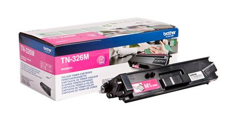 Brother Toner TN326M, magenta, 3.500str.