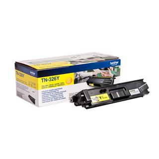 Brother Toner TN326Y, yellow, 3.500 str.