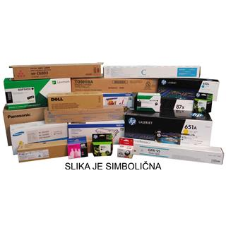 HP Cyan Toner CLJ 3800, 6,000 pages